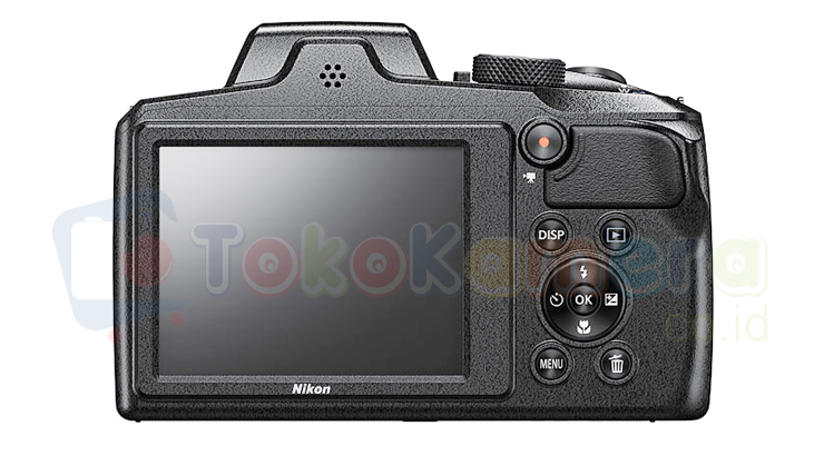 Review Nikon Coolpix B600