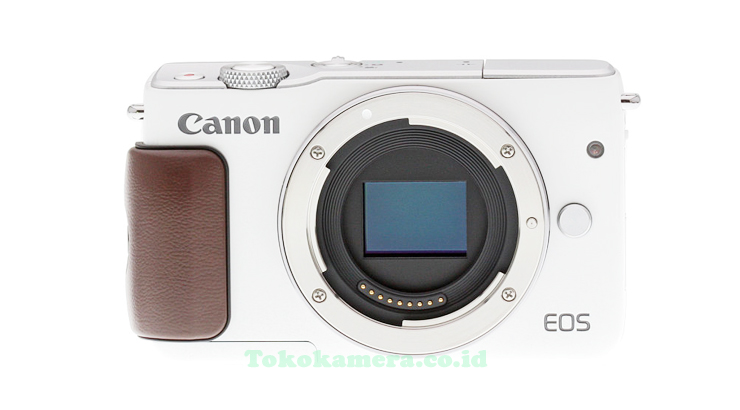 Review Lengkap Kamera Mirrorless Canon Eos M10